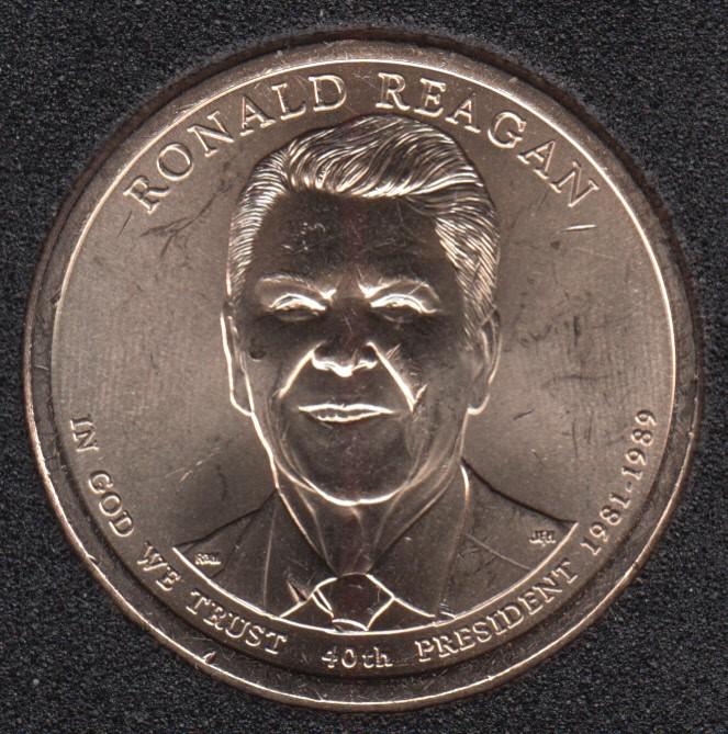 2016 P - R. Reagan - 1$