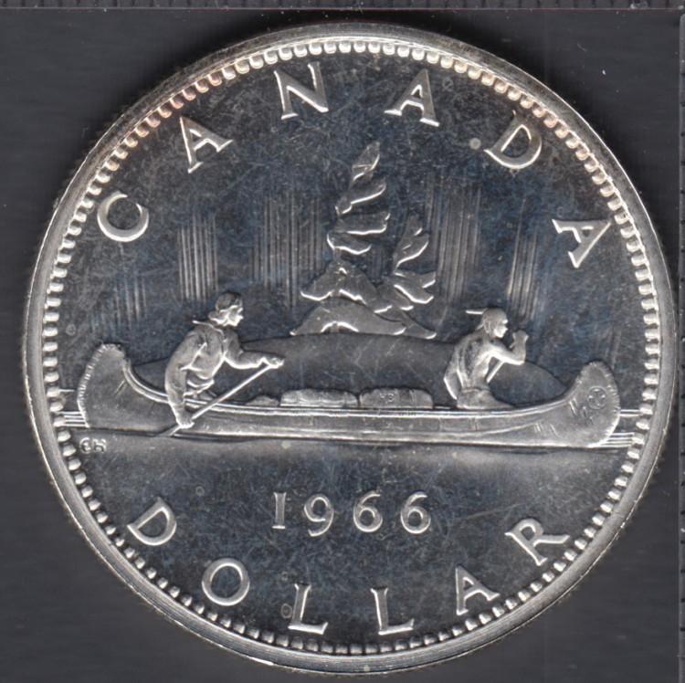 1966 - Proof Like - Canada Dollar