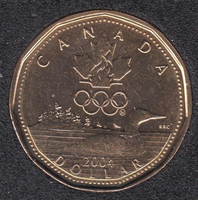 2004 - B.Unc - Huard Chanceux - Canada Dollar