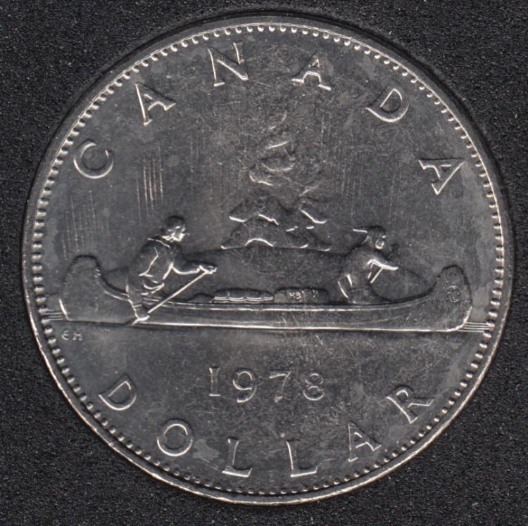 1978 - Nickel - Canada Dollar