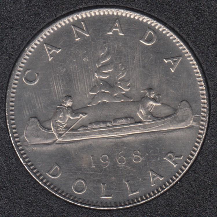1968 - Small Island - Nickel - Canada Dollar