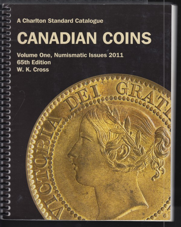 2011 - Charlton - Standard Catalogue Volume One Numismatic Issues - Victorian One Cent Die Varieties - Usagé