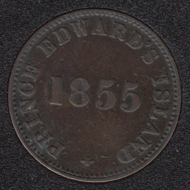 P.E.I. 1855 - Self Government and Free Trade - PE-7A1