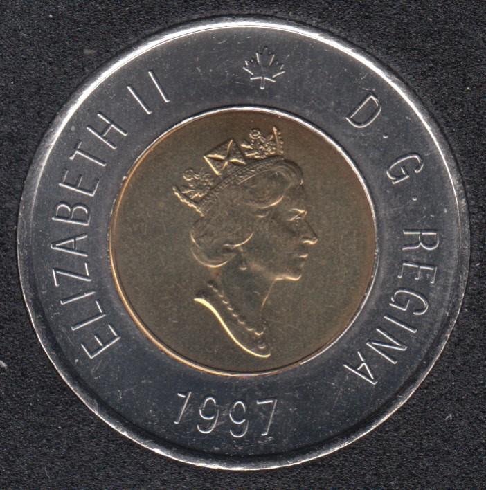 1997 - B.Unc - Canada 2 Dollars
