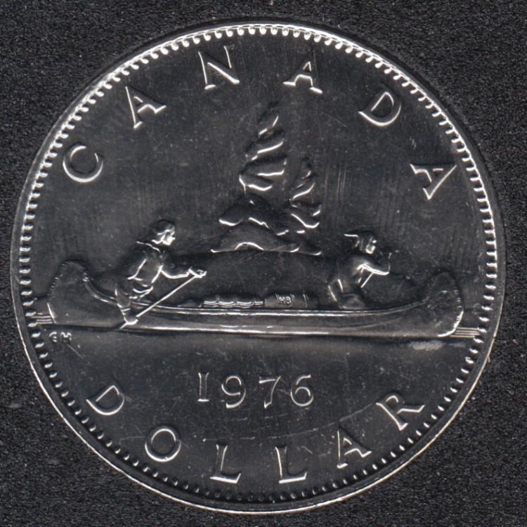 1976 - Proof Like - Det Jew - Nickel - Canada Dollar