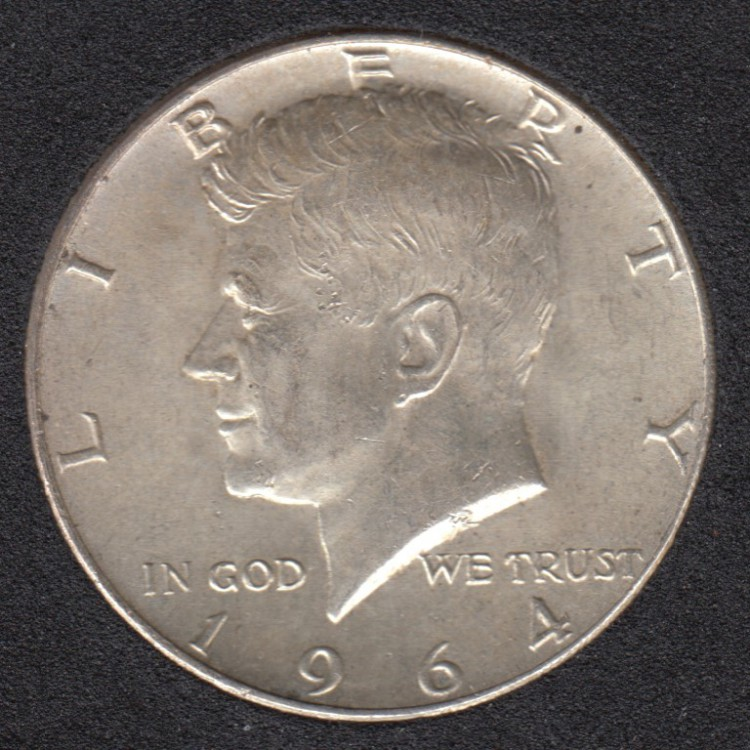 1964 - Kennedy - 50 Cents