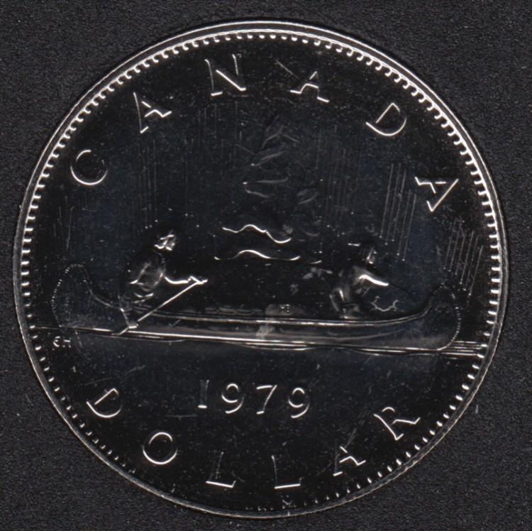 1979 - NBU - Nickel - Canada Dollar