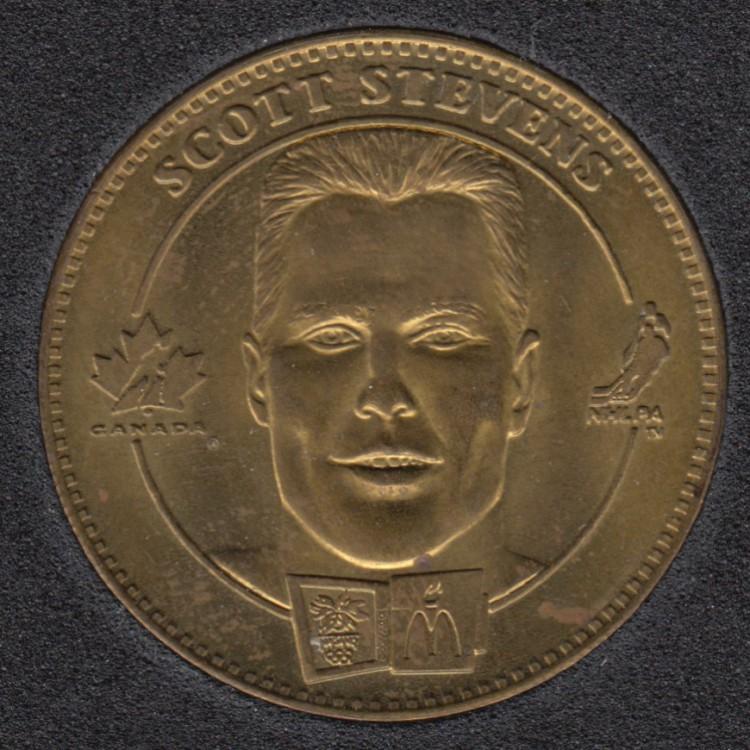 1998 - McDonald - Scott Stevens - Rob Zamuner - Canada Olympic Team