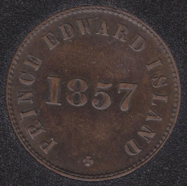 P.E.I. 1857 Self Government and Free Trade - PE-7C4