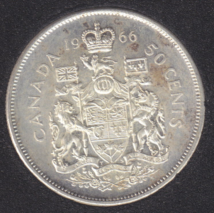 1966 - Canada 50 Cents