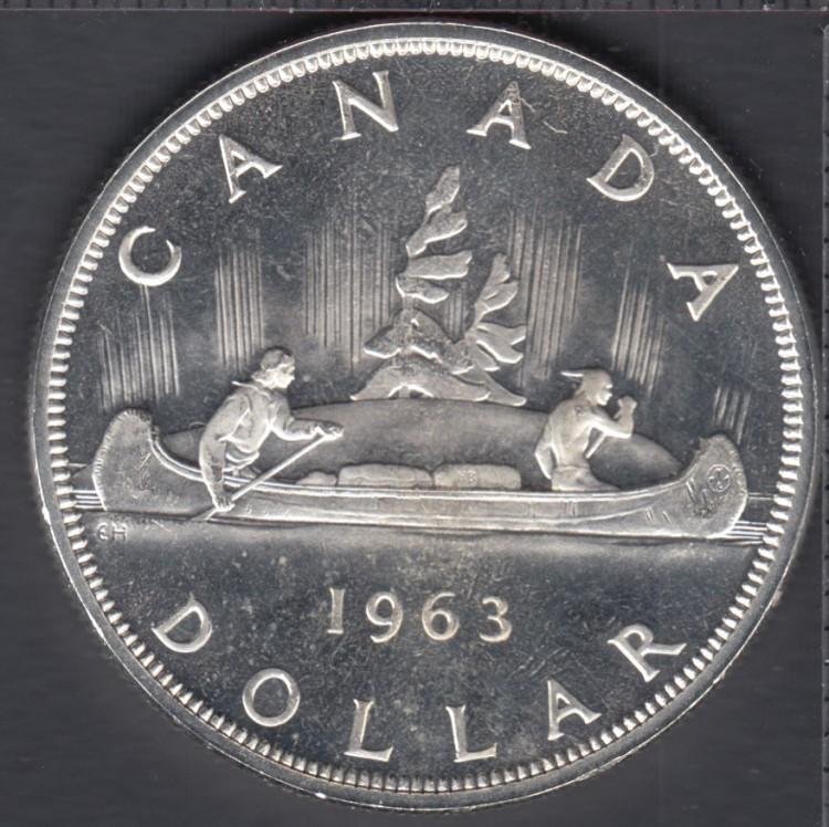 1963 - Proof Like - Canada Dollar