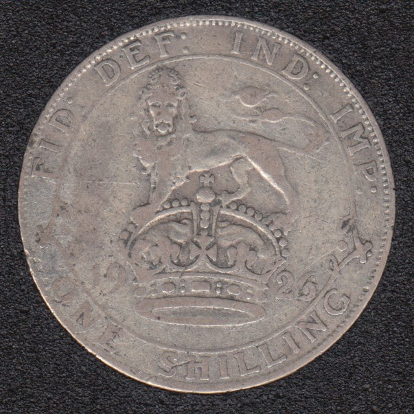 1926 - Shilling - Great Britain
