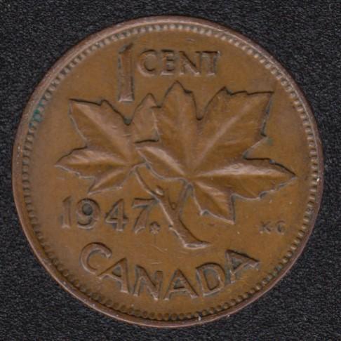 1947 - ML - Canada Cent