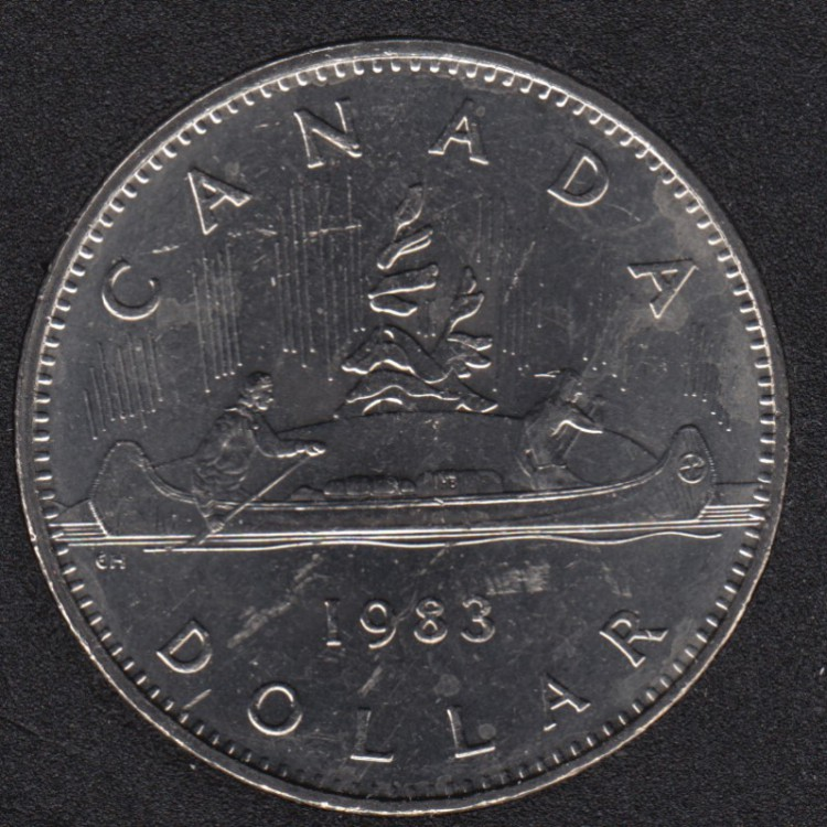 1983 - Nickel - Canada Dollar