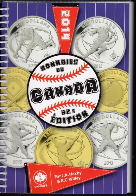 2014 - Monnaies du Canada - En Couleur - Haxby Willie - Usagé