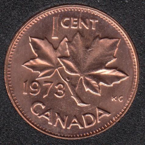 1973 - B.Unc - Canada Cent