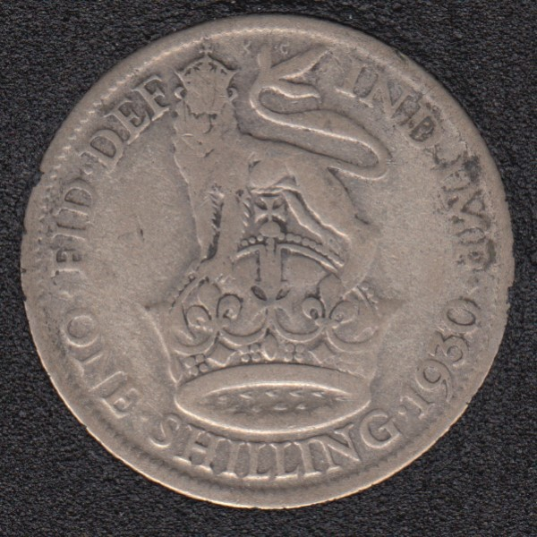 1930 - Shilling - Grande Bretagne