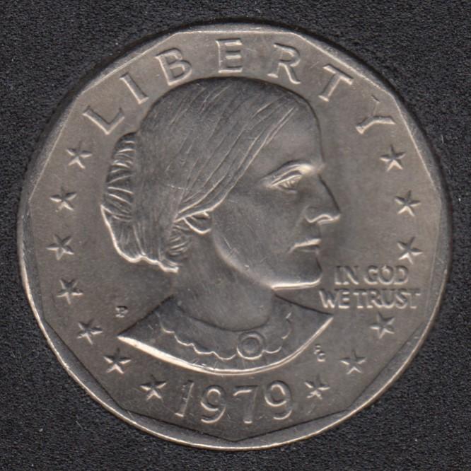 1979 P - Susan B. Anthony - Dollar