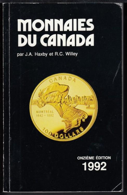 1992 - Monnaies du Canada - Haxby Willie - Use