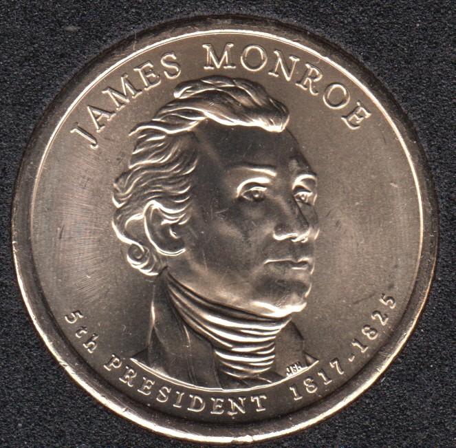 2008 P - J. Monroe - 1$