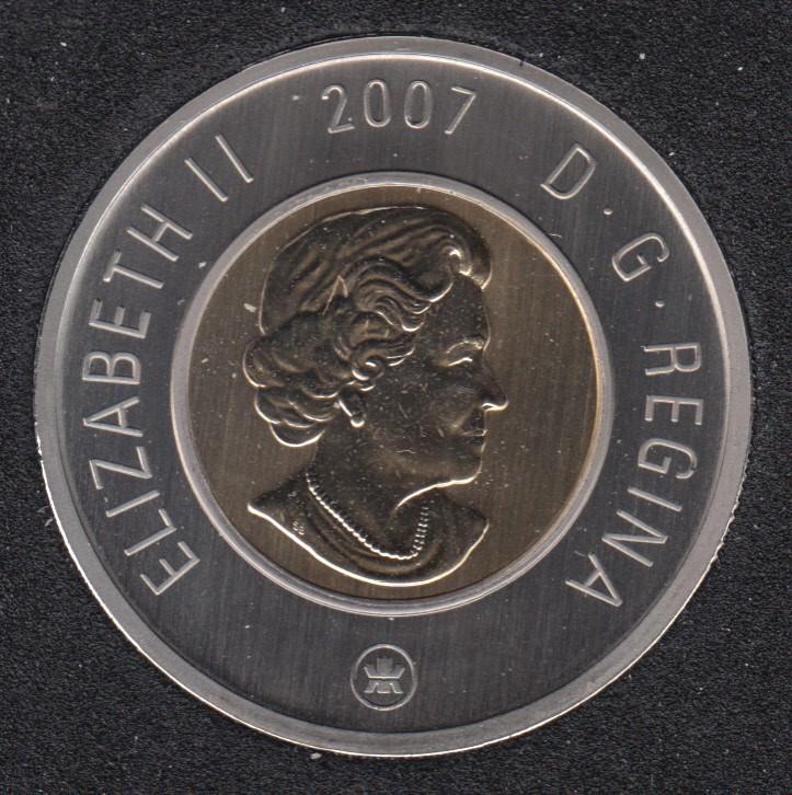 2007 - Specimen - Canada 2 Dollars