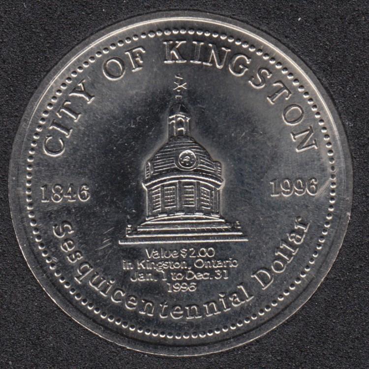 1996 1846 - Kingston Ont. - Historical Society - $1