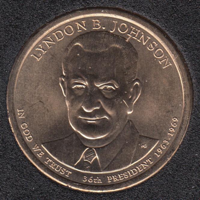 2015 D - L.B. Johnson - 1$