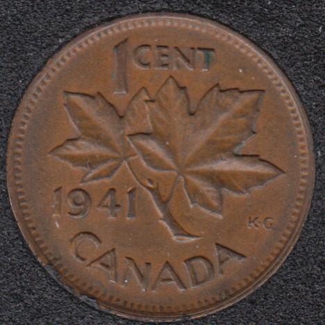 1941 - Canada Cent