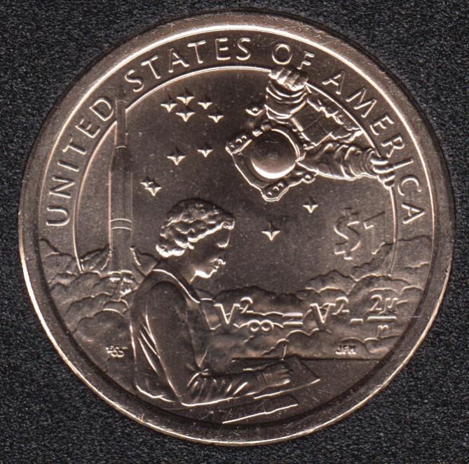 2019 D - Sacagawea - Native Dollar
