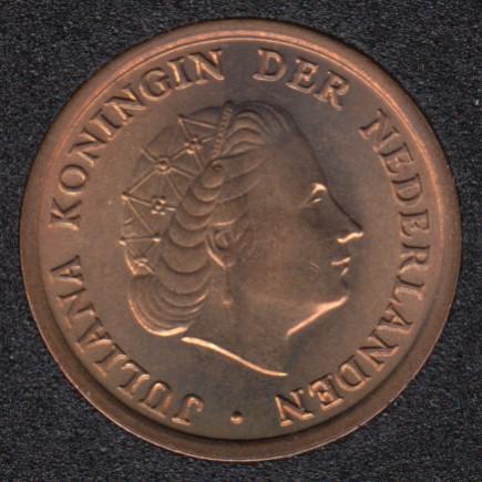 1959 - 1 Cent - B.Unc - Pays-Bas