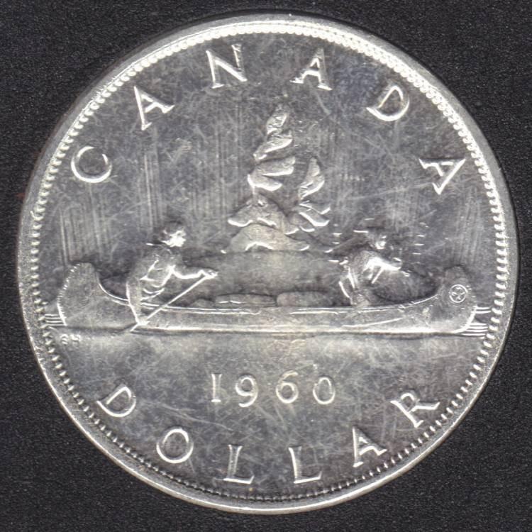 1960 - B.Unc - Canada Dollar