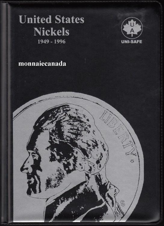 Album Americain pour 5 Cents - 1949-1996