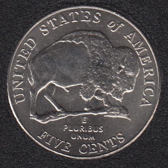 2005 D - Jefferson - American Bison - B.Unc - 5 Cents