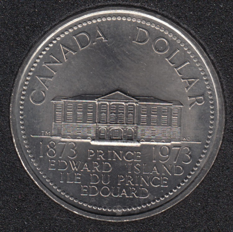 1973 - B.Unc - Nickel - Canada Dollar