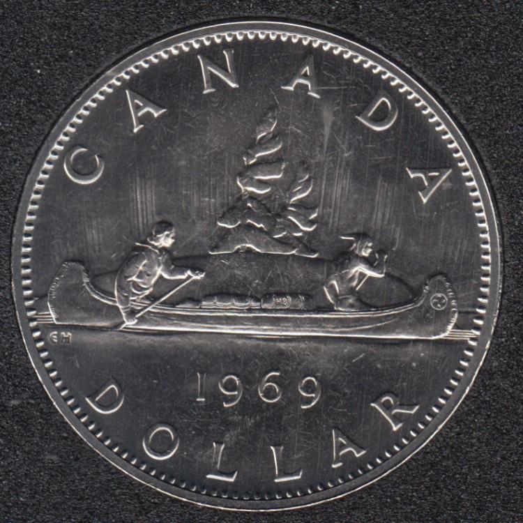 1969 - Proof Like - Nickel - Canada Dollar