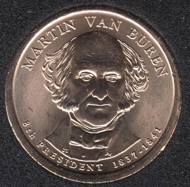 2008 P - M.V. Buren - 1$