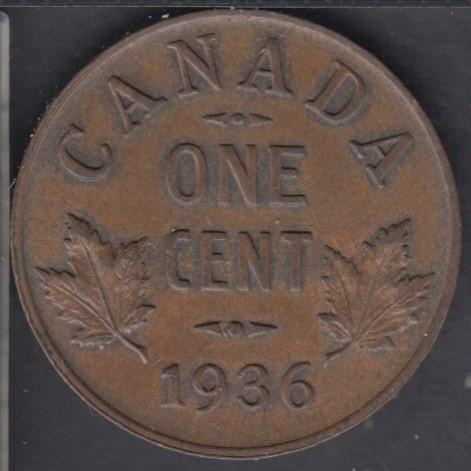 1936 - AU - Canada Cent