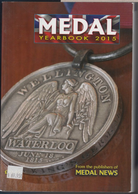 2015 - Military Medal - Canada - Great Britain & Commonwealth