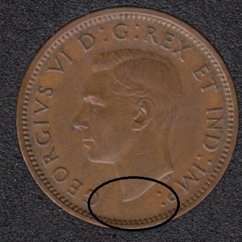 1946 - Xtra Metal - Canada Cent