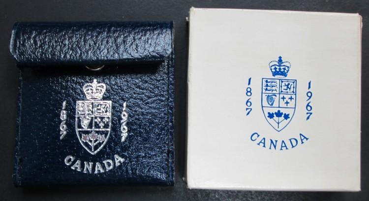 1967 - 1867 - Canada Médaille en Argent