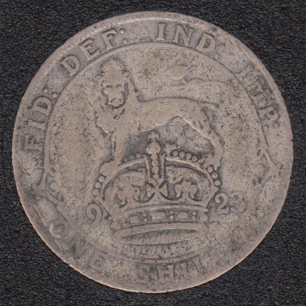 1922 - Shilling - Grande Bretagne