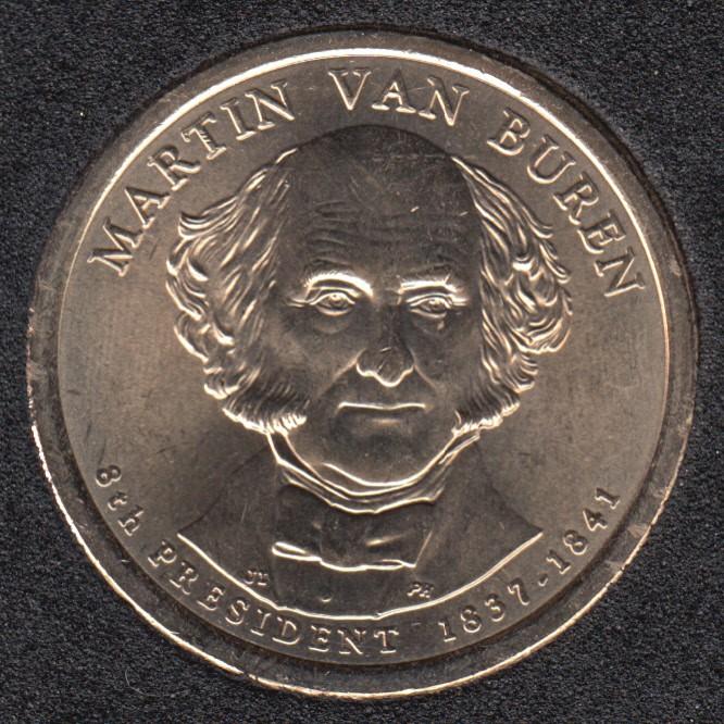 2008 D - M.V. Buren - 1$