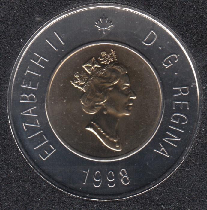 1998 - NBU - Canada 2 Dollars