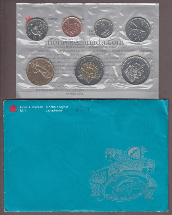 1999 ENSEMBLE Hors-Circulation *NUNAVUT*
