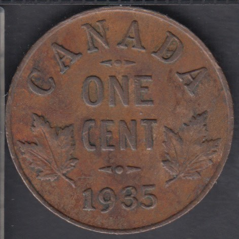 1935 - AU - Canada Cent