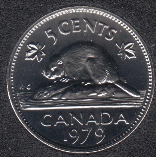 1979 - NBU - Canada 5 Cents