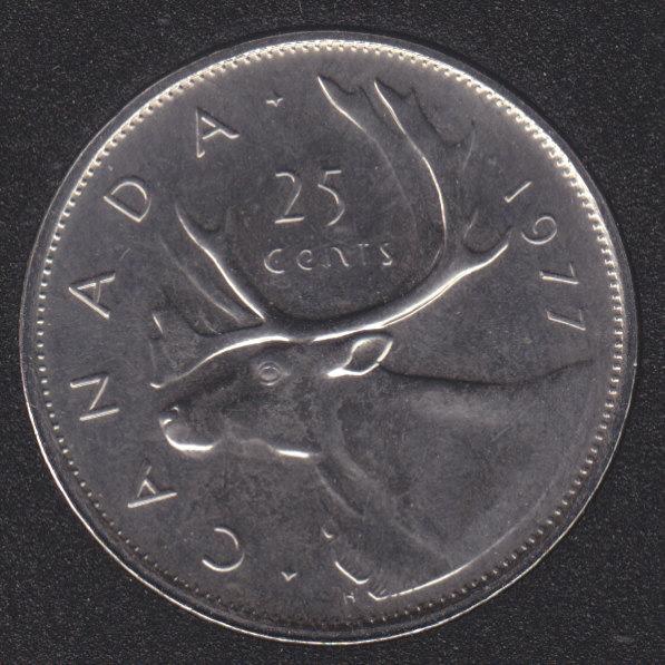 1977 - NBU - Canada 25 Cents