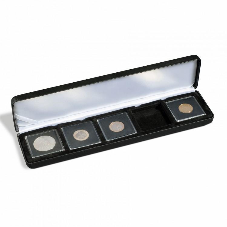NOBILE COIN BOX FOR 5 QUADRUM