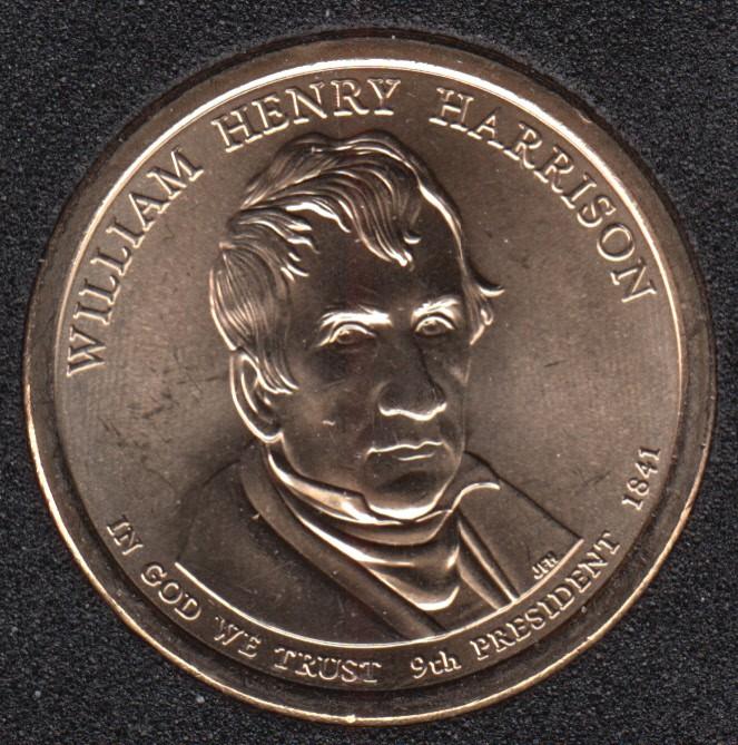 2009 D - W.H. Harrison - 1$