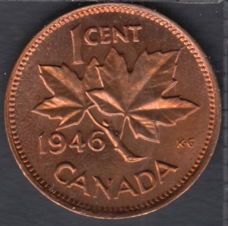 1946 - B.Unc - Canada Cent